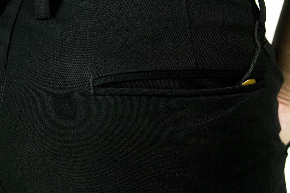 CY  0192 [ BLACK ] CASUAL OFFICE KPOP SLIM KOREA PANTS SELUAR PLUS SIZE BESAR