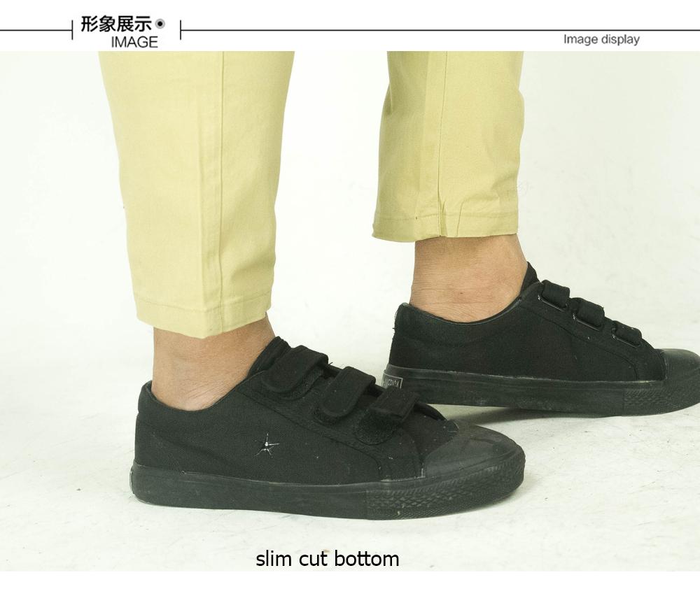 CY  0133 [ BLACK ] CASUAL OFFICE KPOP SLIM KOREA PANTS SELUAR PLUS SIZE BESAR