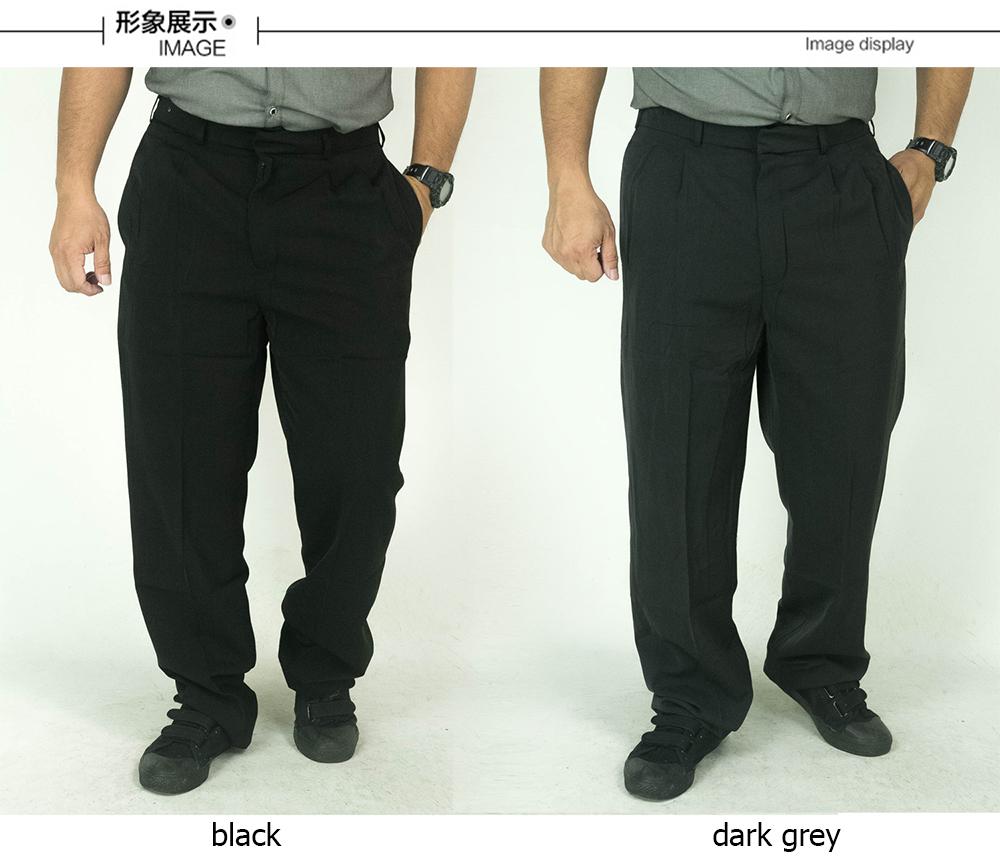 CY  988 [ BLACK ] CASUAL LOOSE CUT  OFFICE PANTS SELUAR PLUS SIZE BESAR