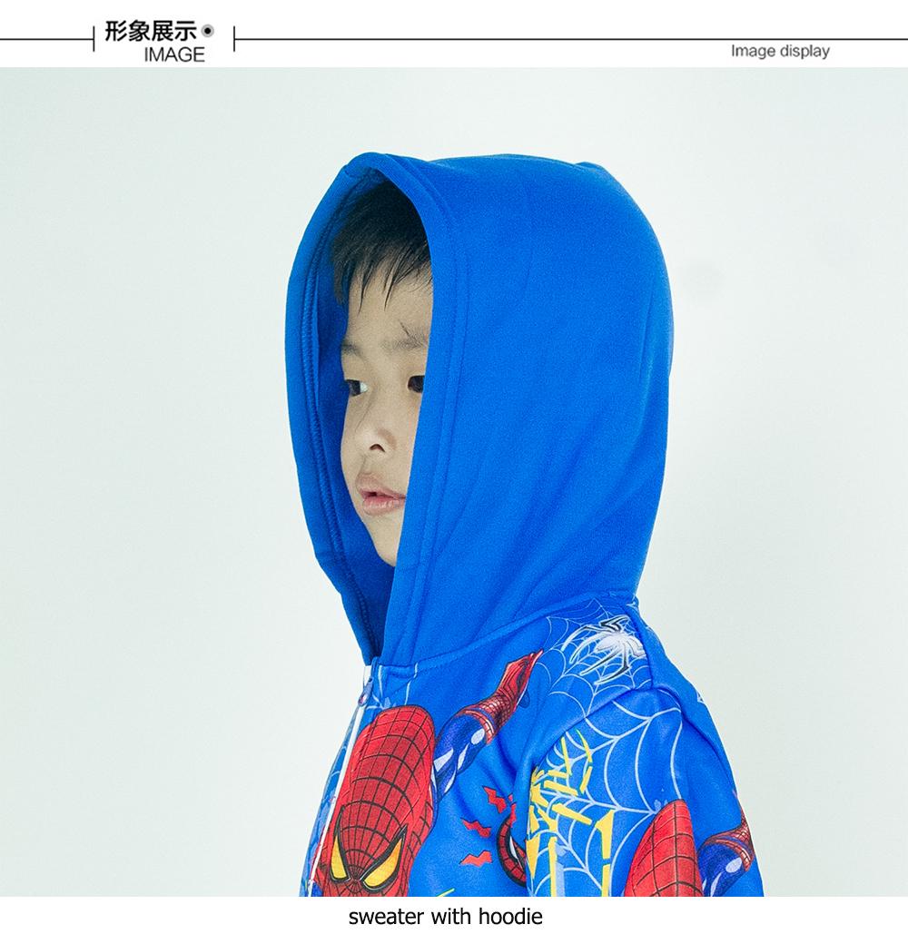 CY 4202 JACKET SWEATER DISNEY KID CHILDREN MARVEL SPIDERMAN / JACKET BUDAK